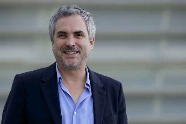 Alfonso Cuarón, director mexicano.