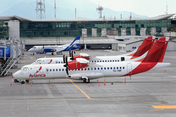 El grupo Avianca tuvo un mayor movimiento de pasajeros en febrero. (Hemeroteca PL)