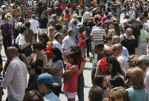 Las aglomeraciones son usuales en fin de año en Costa Rica, por lo que las autoridades pidieron tomar las medidas de prevención. (Foto: Internet).