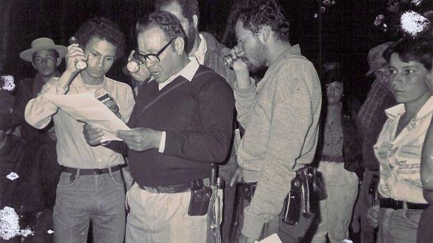"""Pedro Marín, quien pasaría a la historia con el nombre de Manuel Marulanda Vélez y el apodo de """"Tirofijo"""", fue el fundador de las Farc.(Archivo)."""