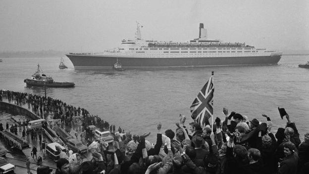 Para muchos fue el crucero más estiloso de la época. POTTER