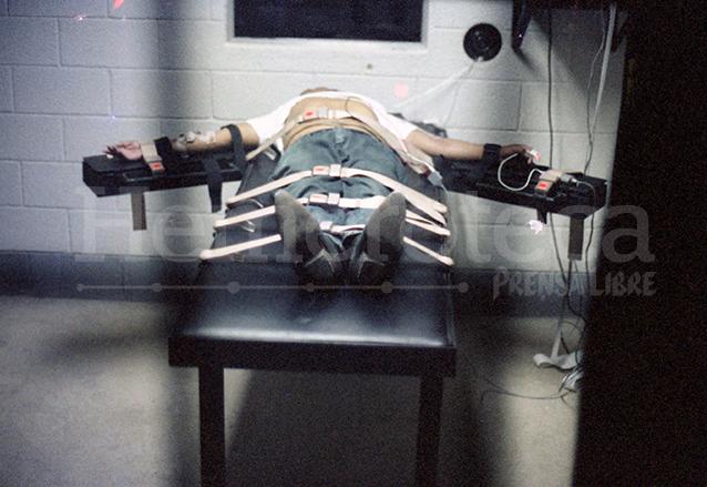 Manuel Martínez Coronado en 1998 se convirtió en el primer reo ejecutado bajo la modalidad de inyección letal luego de las reformas al Código Penal. (Foto: Hemeroteca PL)