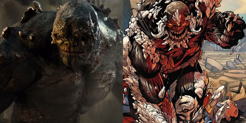 El villano Doomsday.(Foto Prensa Libre: Screenrant)