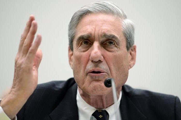 Robert Mueller, exdierector del FBI. (Foto Prensa Libre: EFE)