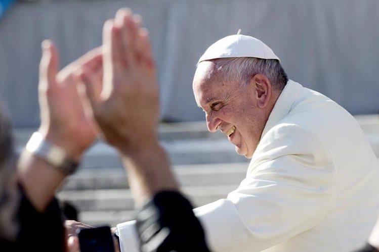 El Papa visitará México en febrero del 2016. (Foto Prensa Libre: AP).