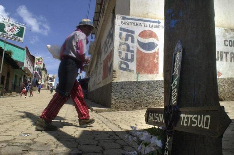 Sitio donde fue asesinado el turista japonés Tetsuo Yamahiro. (Foto: Hemeroteca PL)