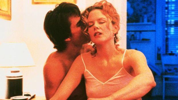 """El filme """"Ojos bien cerrados"""" fue protagonizado por Tom Cruise y Nicole Kidman. WARNER"""