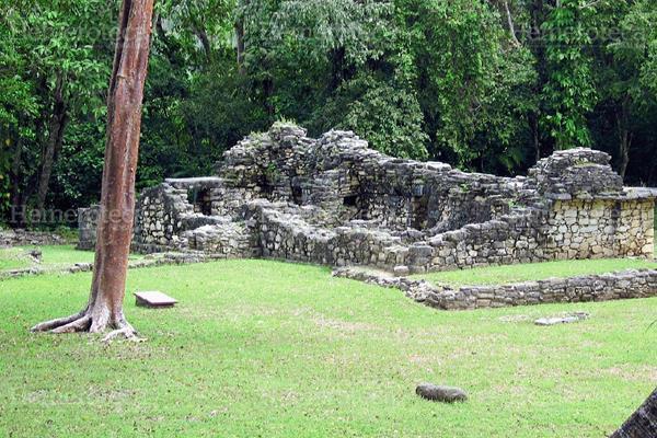 Sitio arqueológico Piedras Negras. (Foto: Hemeroteca PL)