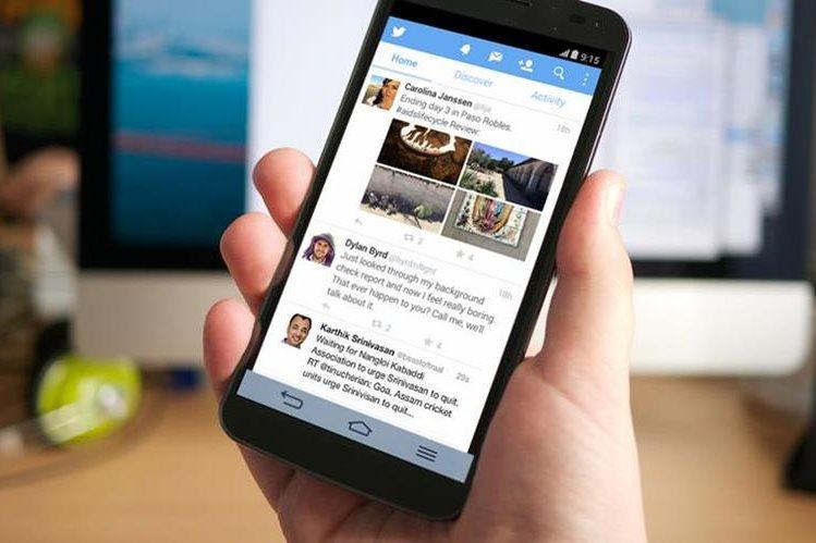 Millones de usuarios comparten diariamente fotografías y enlaces como parte de los tuits. (Foto: Hemeroteca PL).
