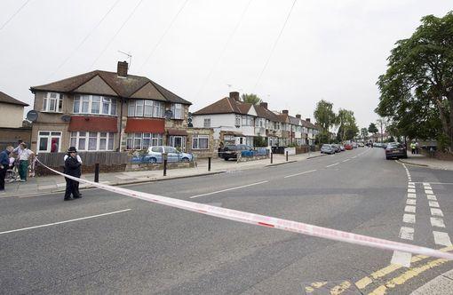 Este es el vecindario donde ocurrió asesinato el 4 de septiembre del año pasado en Londres, Inglaterra. (Foto: Mirror.com.uk)