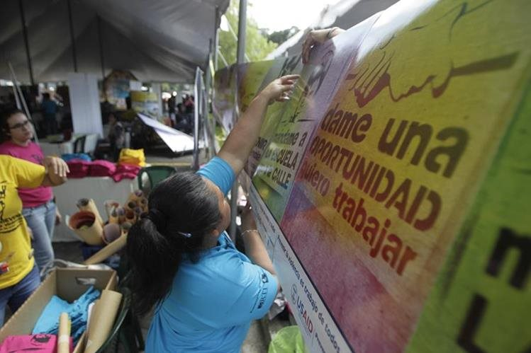 Usaid tiene presupuestados US$26.7 millones para cooperación en materia de derechos humanos, democracia y gobernabilidad. (Foto Prensa Libre: Hemeroteca PL)