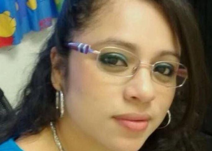 Glenny Oneida Santos Méndez.