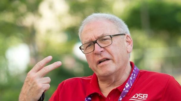 Michael Vesper, presidente del Comité Olímpico de Alemania, confía en una buena participación de la delegación teutona en los Juegos de Río. (Foto Prensa Libre: www.t-online.de)
