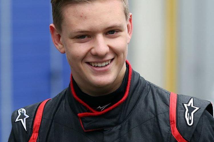 Mick Schumacher estará en un equipo italiano de Fórmula 4. (Foto Prensa Libre: AFP)