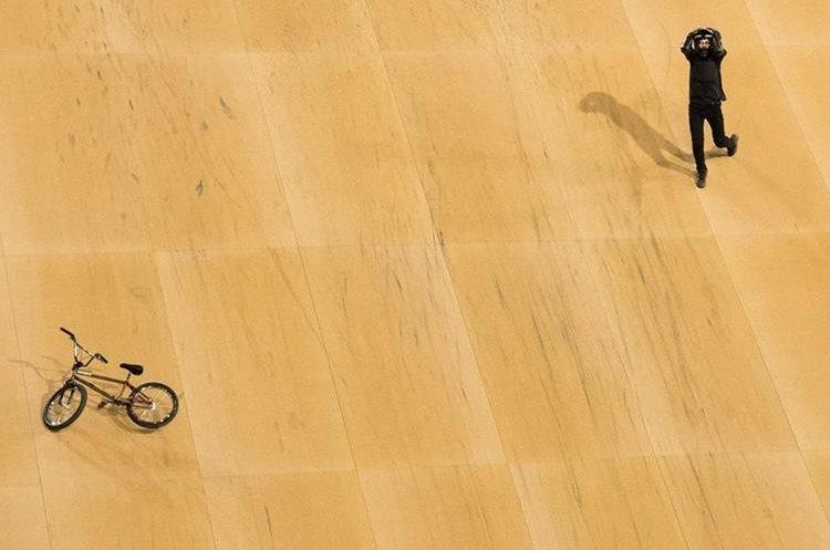 El campeón James Foster es uno de los atletas extremos más seguidos. (Foto Prensa Libre: X Games)