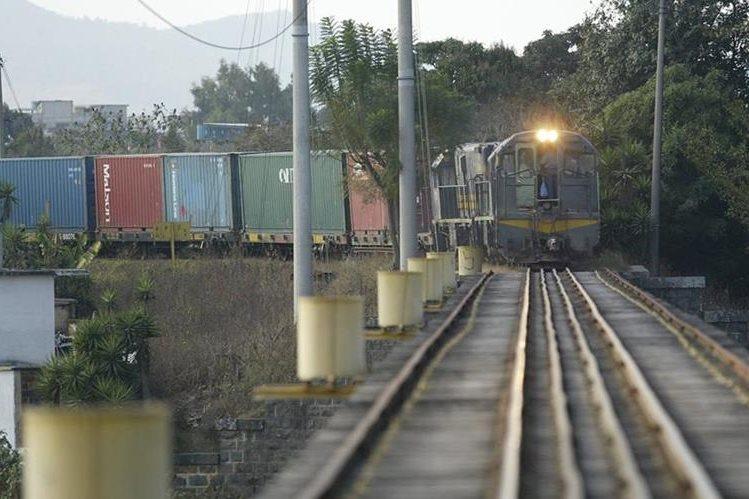 El Estado guatemalteco busca tener nuevamente el control de Ferrovías. (Foto Prensa Libre: Hemeroteca PL)
