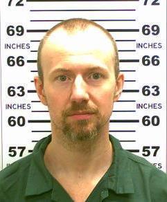 David Sweat de 34 años convicto por asesinato. Las investigaciones apuntan a que la trabajadora habría ayudado a escapar a los reos porque se enamoró de Sweat. (Foto Prensa Libre: AP).