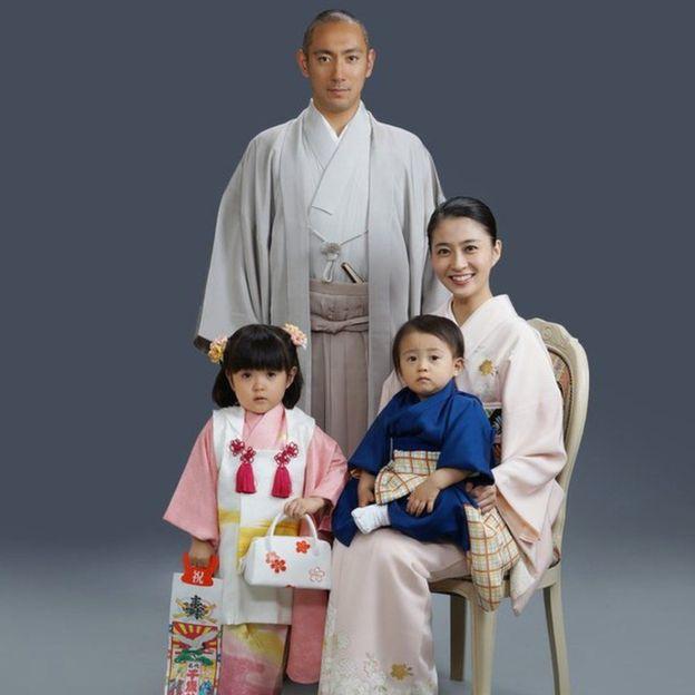 Kobayashi deja su esposo y dos hijos. (MAO KOBAYASHI).