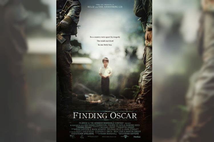 Finding Oscar es un documental producido por Steven Spielberg. (Foto Prensa Libre: Tomada de findingoscar.com)