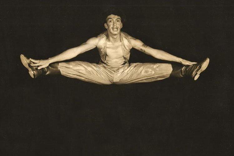 Roberto Castañeda fue uno de los maestros fundadores del Ballet Nacional de Guatemala (Foto Prensa Libre: Cortesía Ministerio de Cultura)