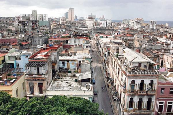 Senadores presentaron proyecto de Ley de Comercio en Cuba 2015.