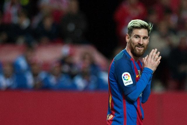 Lionel Messi llega en su mejor momento a la Selección de Argentina. (Foto Prensa Libre: AFP)