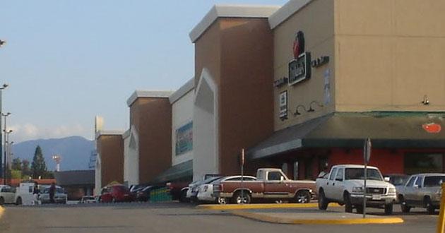 Este es el centro comercial donde ocurrió el macabro hallazgo. (Foto: Internet).