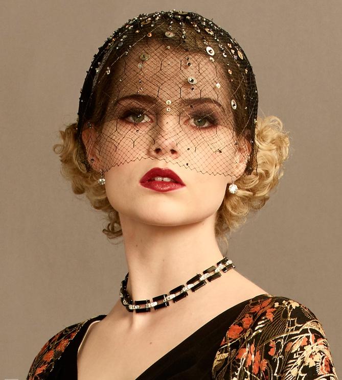 Lucy Boynton será la Condesa Andrenyi (Foto Prensa Libre: ew.com)