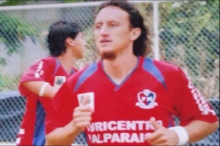 Emerson Marroquín, exjugador de Xelajú MC, fue capturado en Estados Unidos por asesinato. (Foto Prensa Libre: Hemeroteca)