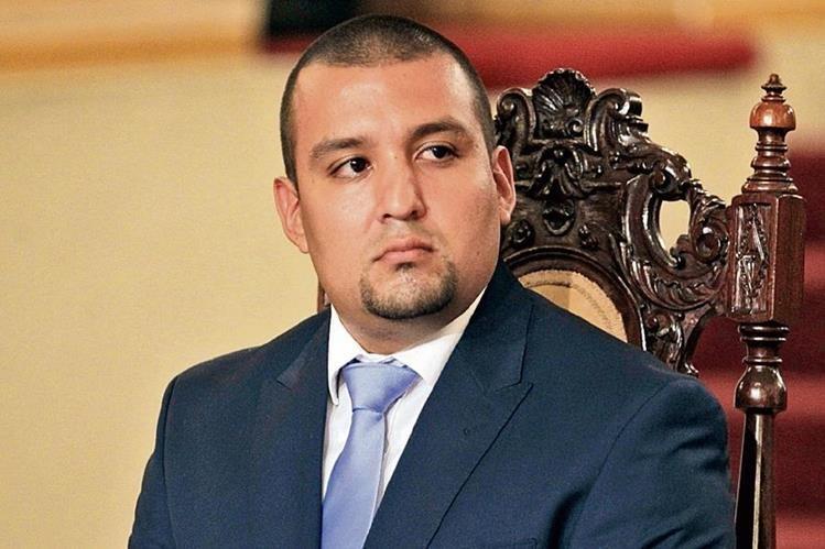 Francisco Solórzano Foppa trabajó como investigador del MP.
