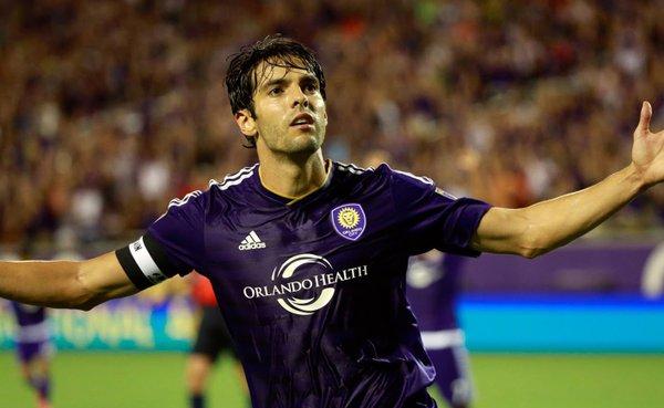 Kaká ha vuelto a retomar su mejor versión con el Orlando City de la MLS. (Foto Prensa Libre: tomada de internet)