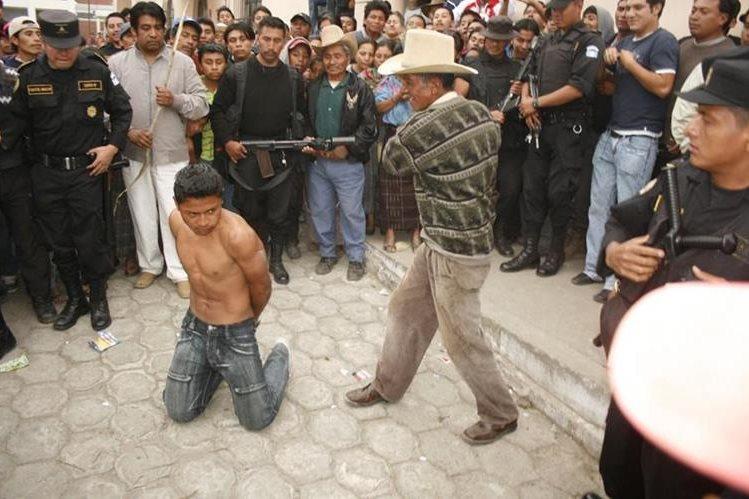 Sistema se ha utilizado en comunidades indígenas por largo tiempo. (Foto Prensa Libre: Hemeroteca PL)