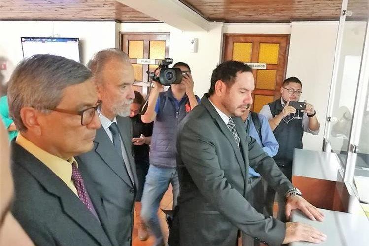 La Cámara de Medios de Comunicación interpuso una acción de inconstitucionalidad por algunos artículos de la ley y el reglamento de la LEPP. (Foto Prensa Libre: Manuel Hernández)