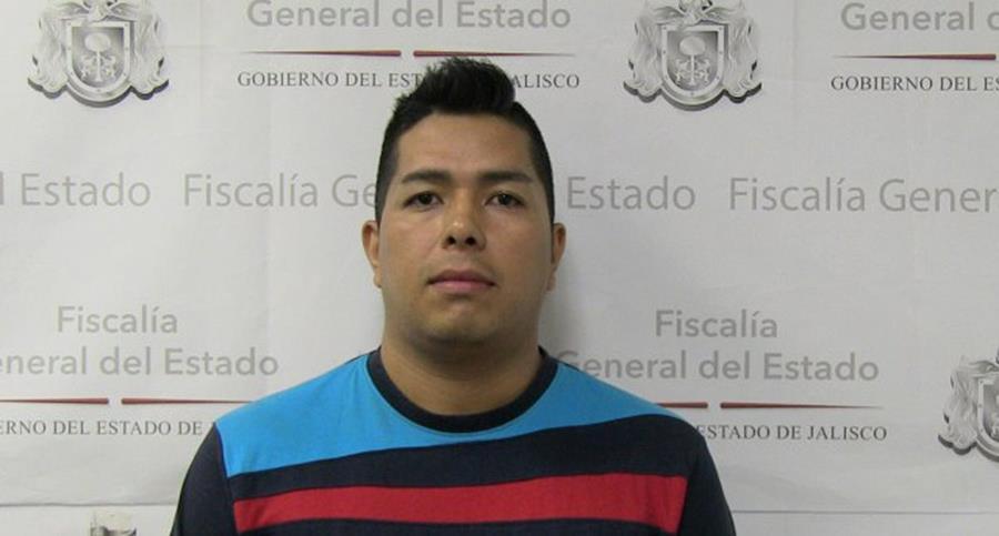 Se hacía llamar el M Juárez y decía ser comandante del cartel Jalisco Nueva Generación.(Foto Prensa Libre: EFE).