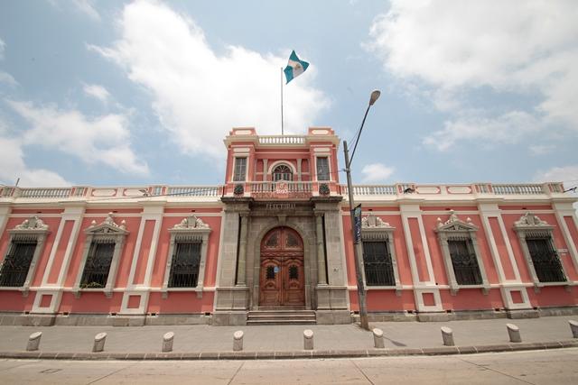 El TSE revoco las inscripciones por falta de finiquito. (Foto Prensa Libre: Hemeroteca PL)