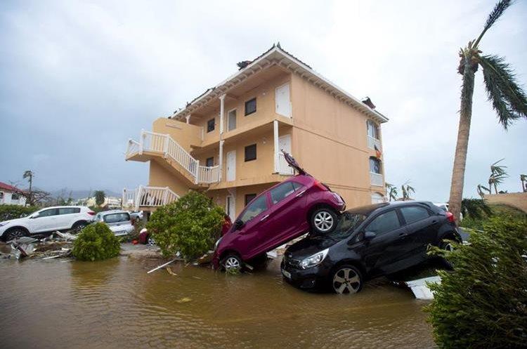 Irma ha mantenido vientos de 295 kilómetros por hora durante 33 horas en el Caribe.