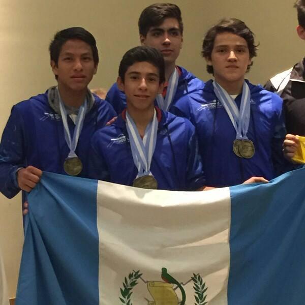 El juvenil atleta deseaba representar a Guatemala en grandes competencias. (Foto Prensa Libre: Hemeroteca PL)