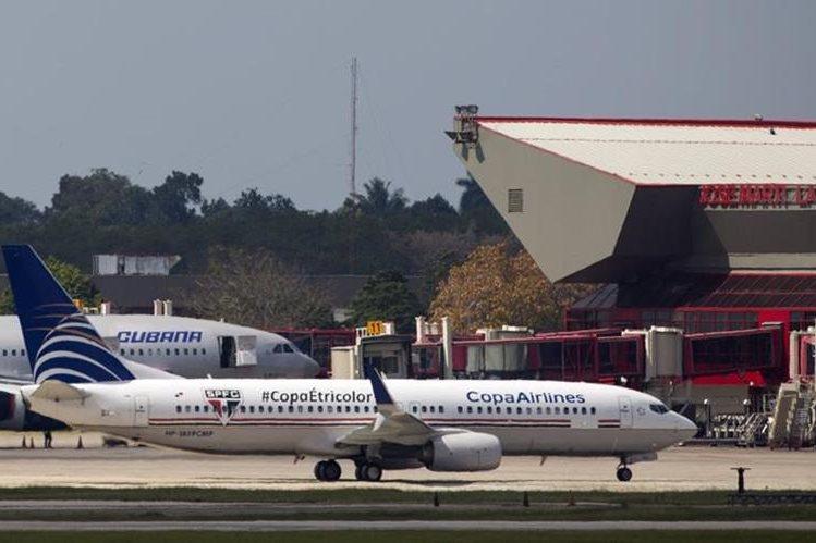 Con la medida, los vuelos se podrán hacer desde más aeropuertos y a más ciudades. (Foto Prensa Libre: AP)