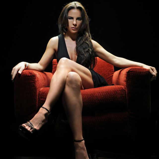 Kate del Castillo protagonizó la miniserie La reina del sur. (Foto Prensa Libre: Hemeroteca PL)