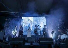 Gaby Moreno ofreció su V Festival Acústico en la ciudad colonial.