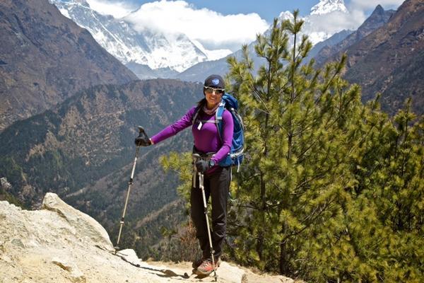 """<p>Andrea Cardona ya se prepara en Nepal. (Foto Prensa Libre: Cortesía Andrea Cardona)<br _mce_bogus=""""1""""></p>"""