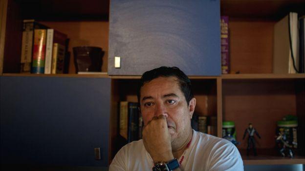 José Gregorio y su esposa tenían planeado vender una casa y establecer un negocio para su hijo una vez que saliera de la universidad. ALEJANDRO CEGARRA