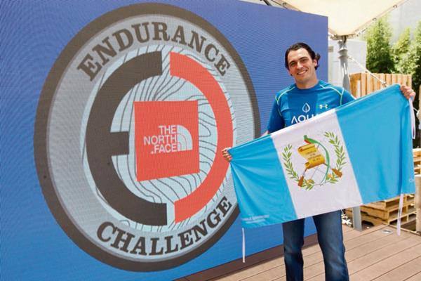 Charlie Sarmiento será el representante de Guatemala en los eventos extremos de Endurance.