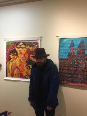 Las obras de Sebastián han sido reconocidas en varios países.(Prensa Libre: cortesía)