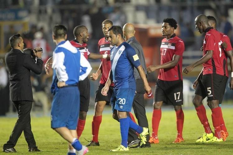 Trinidad y Tobago es el próximo rival de Guatemala, en eliminatoria. (Foto Prensa Libre: Hemeroteca PL)