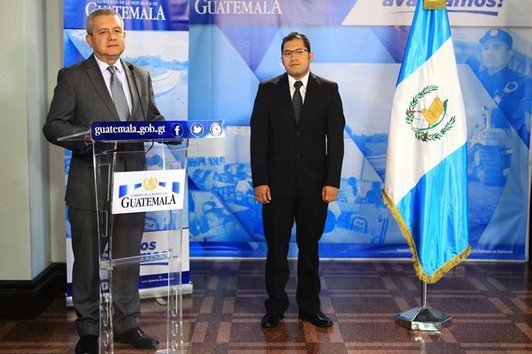 Ramiro Stuardo Barillas Castillo fue ratificado en el cargo de gobernador de Huehuetenango. (Foto Prensa Libre: Cortesía)