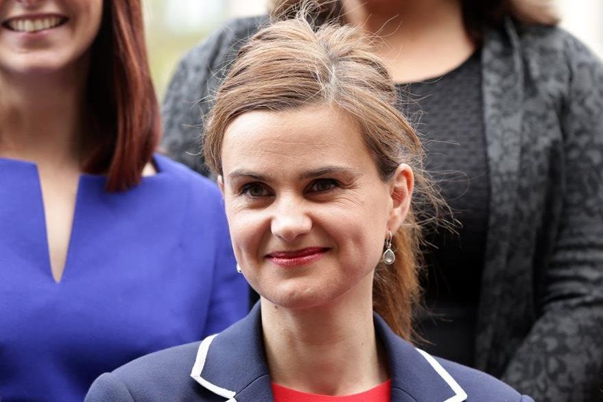 La diputada Jo Cox, integrante del Partido Laborista, en una fotografía de mayo del 2015. (Foto Prensa Libre: AP).