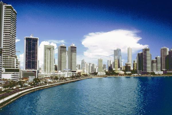 Centro financiero de Panamá, el cual se mantiene en crecimiento (Hemeroteca PL)