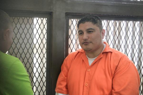 Eduardo Villatoro Cano enfrenta juicio en el Tribunal B de Mayor Riesgo, es el principal sospechoso de ordenar la muerte de los nueve policías. (Foto Prensa Libre: Hemeroteca PL)