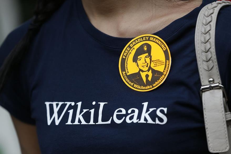 Esta semana Wikileaks reveló el espionaje de EE. UU. a los presidentes de Francia. (Foto Prensa Libre: AP).